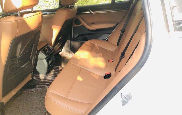 Cần bán xe BMW X4 năm 2018, màu trắng, nhập khẩu nguyên chiếc7