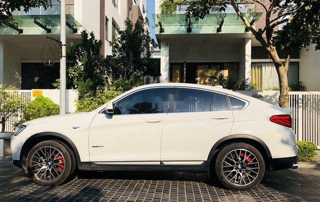 Cần bán xe BMW X4 năm 2018, màu trắng, nhập khẩu nguyên chiếc1