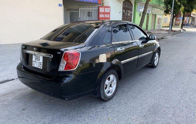 Cần bán gấp Daewoo Lacetti sản xuất 2007, màu đen như mới5