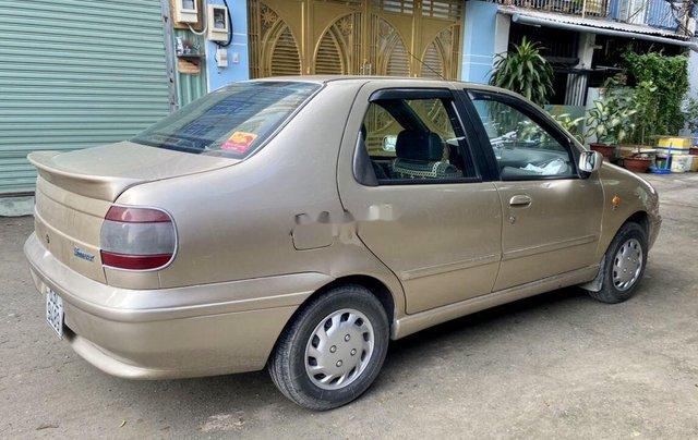 Bán Fiat Siena năm 2001, màu vàng, số sàn2