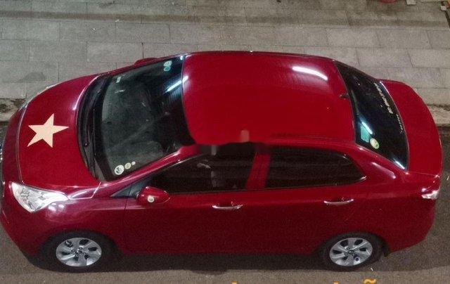 Cần bán lại xe Hyundai Grand i10 sản xuất năm 2018, màu đỏ 3