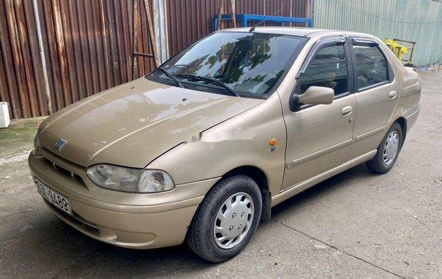 Bán Fiat Siena năm 2001, màu vàng, số sàn0