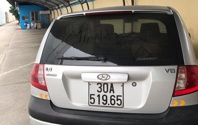 Hyundai Getz 1.4AT - xe gia đình, chất như nước cất2