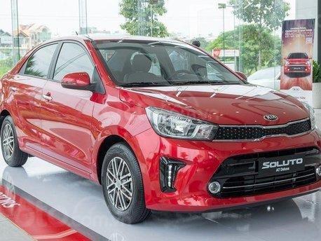 [Hot - duy nhất tháng 11] Kia Soluto 2020 ưu đãi lớn - nhận xe ngay chỉ với 94 triệu đồng0