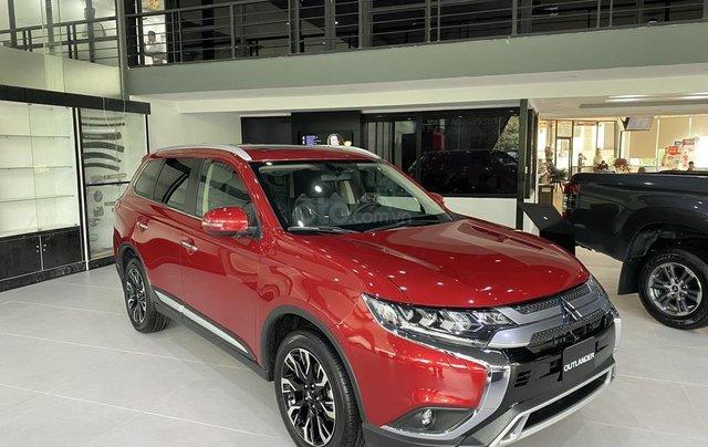 Mitsubishi Outlander 2.0 CVT Premium 2020 hỗ trợ 100% thuế trước bạ - tặng camera 3603