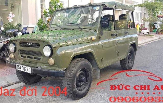 Uaz Paitlot Hunter siêu đẹp máy móc cầu số zin 20040