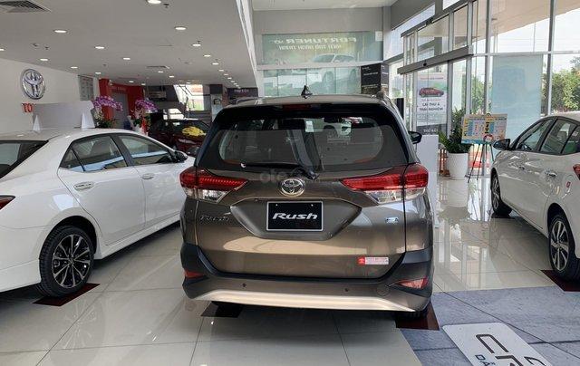 Toyota Rush 2020 - Tặng 2 năm bảo hiểm thân vỏ xe - Hỗ trợ vay trả góp từ 85% giá trị xe4
