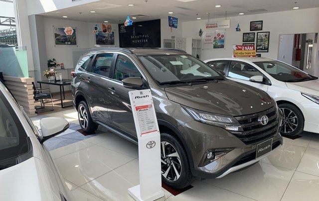 Toyota Rush 2020 - Tặng 2 năm bảo hiểm thân vỏ xe - Hỗ trợ vay trả góp từ 85% giá trị xe3