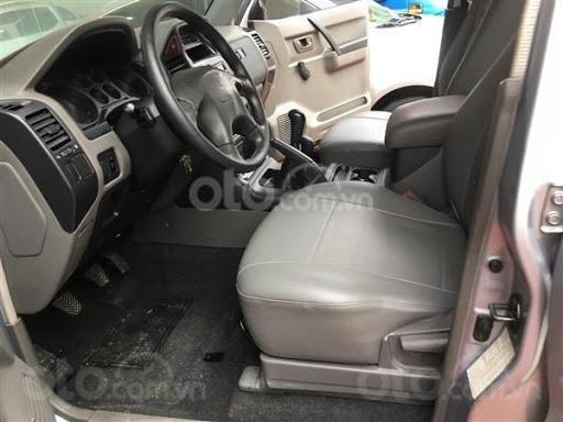 Thanh lý xe công ty Mitsubishi Pajero 2004 giá tốt, xe ít đi, không đâm đụng, không ngập nước, bao test4