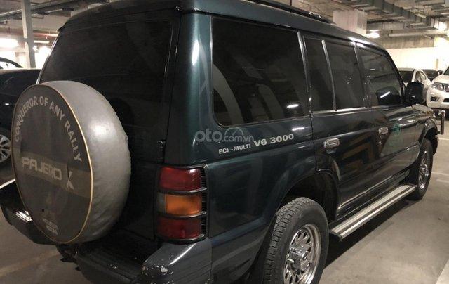 Thanh lý xe công ty Mitsubishi Pajero 2004 giá tốt, xe ít đi, không đâm đụng, không ngập nước, bao test1