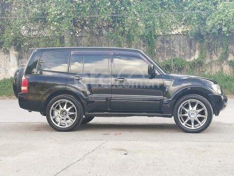 Thanh lý xe công ty Mitsubishi Pajero 2004 giá tốt, xe ít đi, không đâm đụng, không ngập nước, bao test2