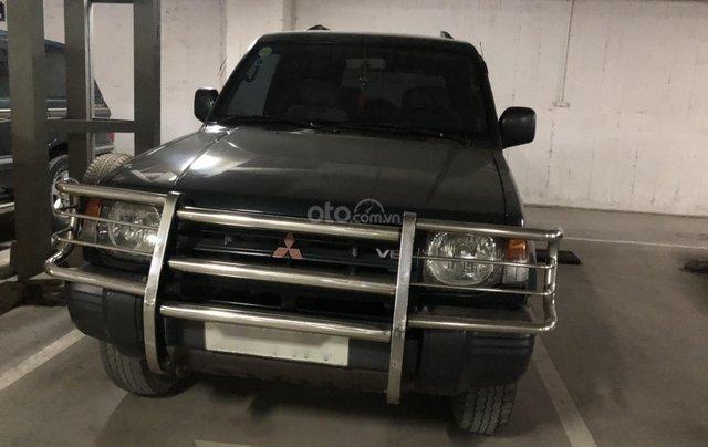 Thanh lý xe công ty Mitsubishi Pajero 2004 giá tốt, xe ít đi, không đâm đụng, không ngập nước, bao test3