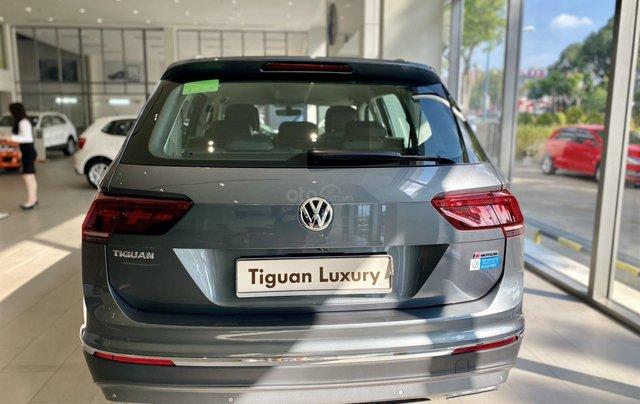 Tiguan Luxury bản Rline màu xám - diện mạo mới - khuyến mãi giá tốt - ngân hàng hỗ trợ 80%7