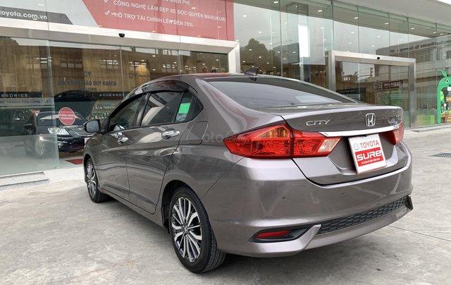 Cần bán xe Honda City Top 2018 màu nâu gia đình BS đồng nai đi 53.500km - xe cũ chính hãng giá tốt7