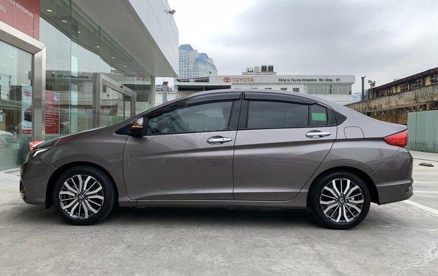 Cần bán xe Honda City Top 2018 màu nâu gia đình BS đồng nai đi 53.500km - xe cũ chính hãng giá tốt4
