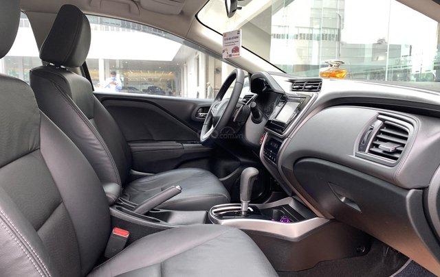 Cần bán xe Honda City Top 2018 màu nâu gia đình BS đồng nai đi 53.500km - xe cũ chính hãng giá tốt8