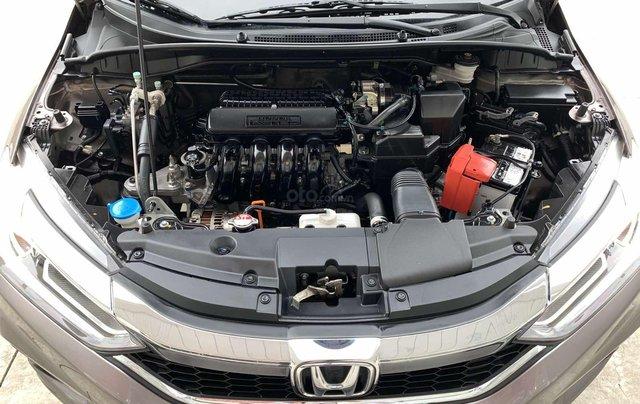 Cần bán xe Honda City Top 2018 màu nâu gia đình BS đồng nai đi 53.500km - xe cũ chính hãng giá tốt10