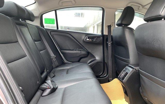 Cần bán xe Honda City Top 2018 màu nâu gia đình BS đồng nai đi 53.500km - xe cũ chính hãng giá tốt9