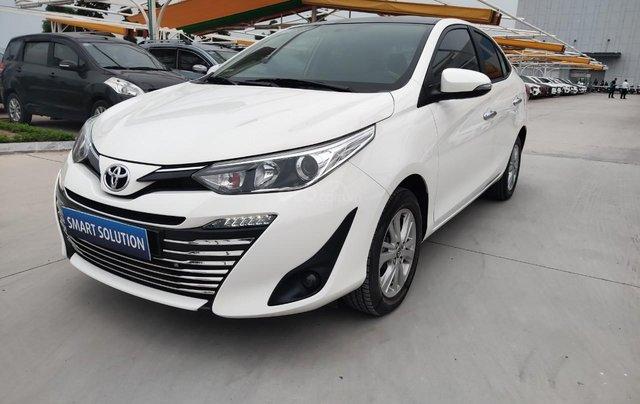 Bán xe Toyota Vios 2018, giá tốt0