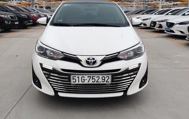 Bán xe Toyota Vios 2018, giá tốt2