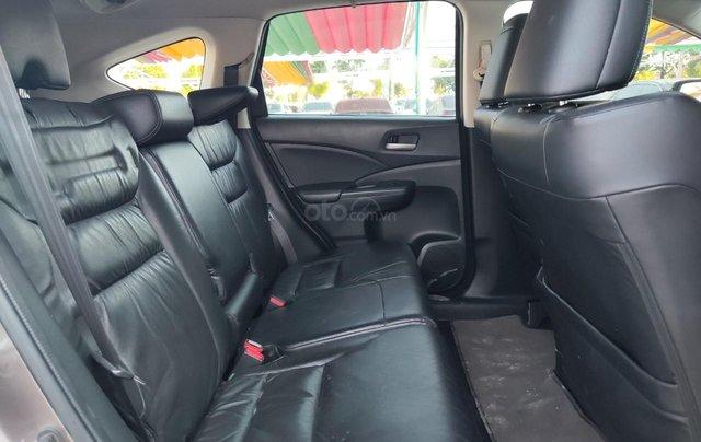 Bán xe Honda CR V 2013, màu nâu hồng11