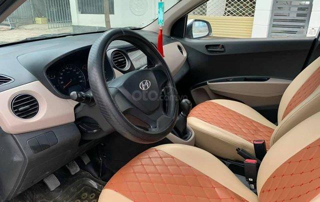 Bán gấp với giá ưu đãi nhất chiếc Hyundai Grand i10 2017 MT 1.2 sedan, một chủ từ đầu3