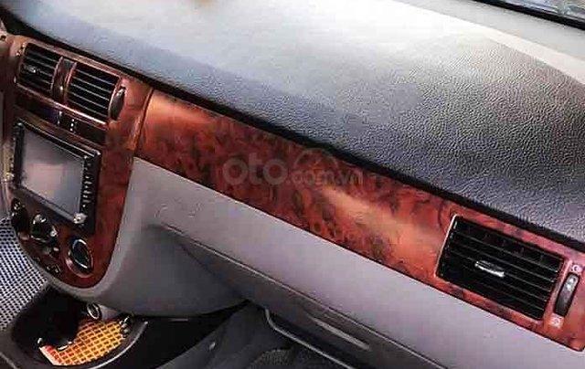 Cần bán gấp Daewoo Lacetti đời 2009, màu đen xe gia đình 3