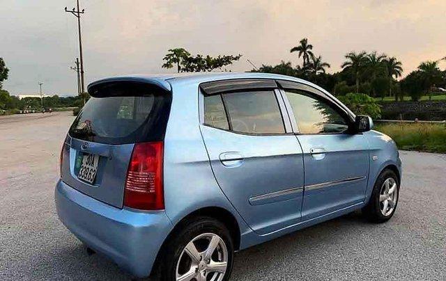 Cần bán lại xe Kia Morning đời 2007, màu xanh lam, nhập khẩu nguyên chiếc1