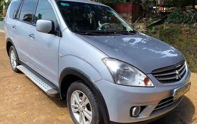 Bán ô tô Mitsubishi Zinger năm sản xuất 2008, màu bạc, xe nhập, giá 260tr0