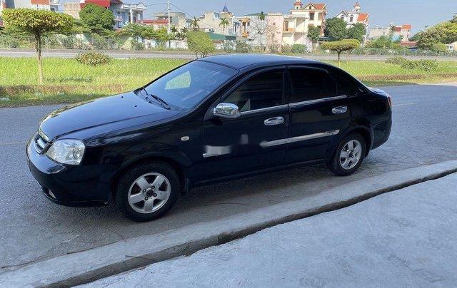 Cần bán gấp Daewoo Lacetti sản xuất 2007, màu đen như mới2