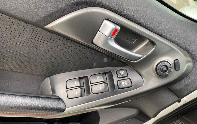 Bán Kia Forte năm sản xuất 2011, màu trắng xe gia đình10