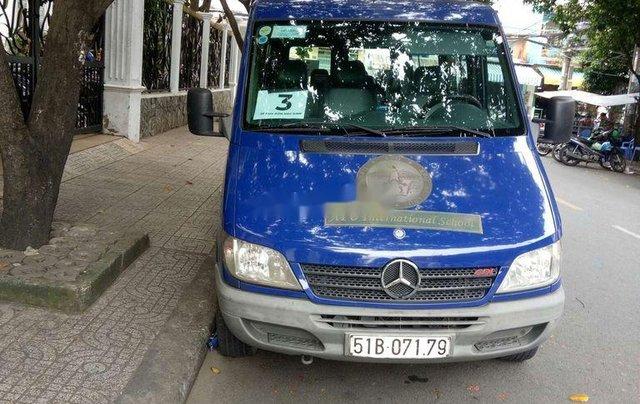 Bán Mercedes Sprinter đời 2012, màu xanh lam 0