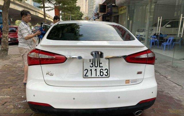 Cần bán gấp Kia K3 đời 2016, màu trắng, giá tốt3