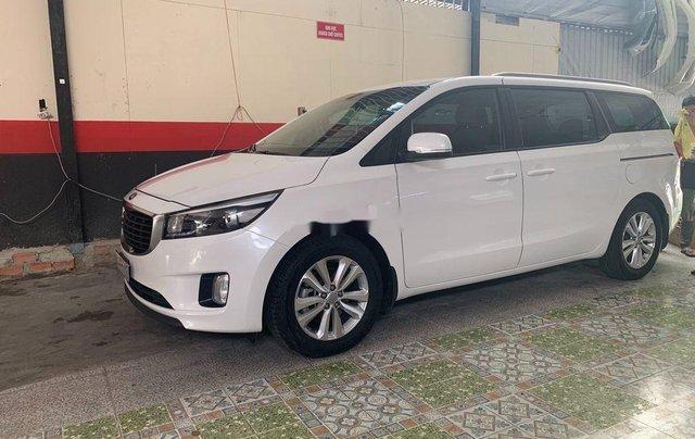 Bán ô tô Kia Sedona 2016, màu trắng1