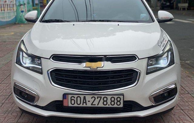 Bán Chevrolet Cruze 2016, màu trắng, xe nhập4