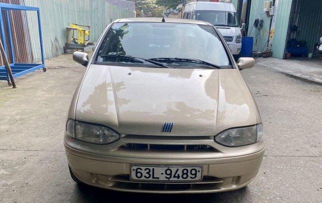 Bán Fiat Siena năm 2001, màu vàng, số sàn5