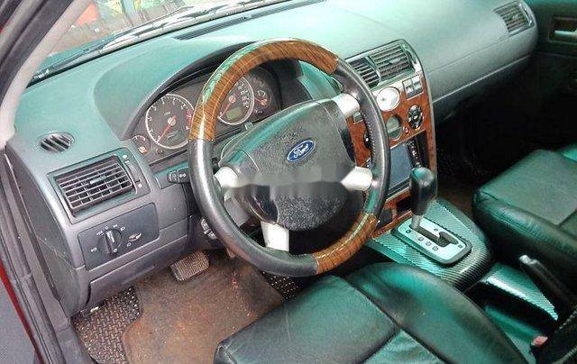 Bán Ford Mondeo sản xuất 2004, màu đỏ 5