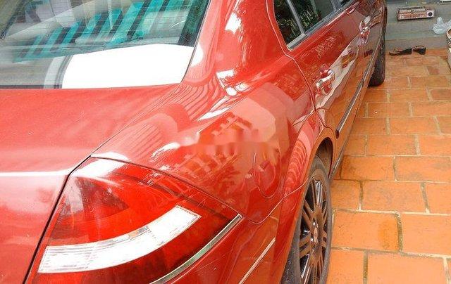 Bán Ford Mondeo sản xuất 2004, màu đỏ 1