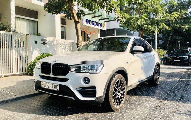 Cần bán xe BMW X4 năm 2018, màu trắng, nhập khẩu nguyên chiếc2