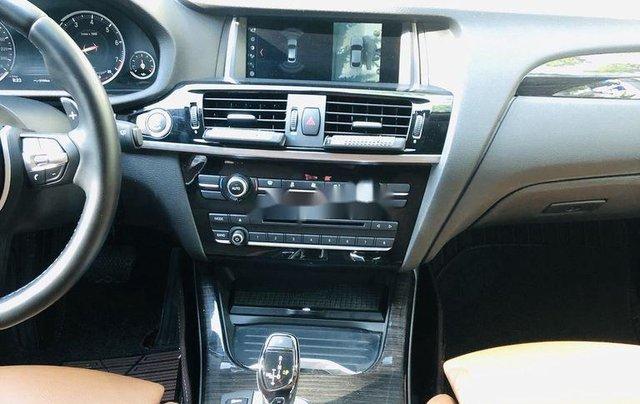 Cần bán xe BMW X4 năm 2018, màu trắng, nhập khẩu nguyên chiếc9