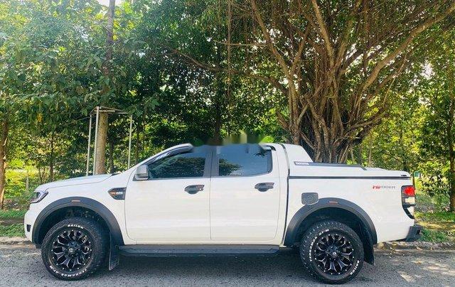 Bán Ford Ranger đời 2017, màu trắng xe gia đình, giá chỉ 600 triệu0