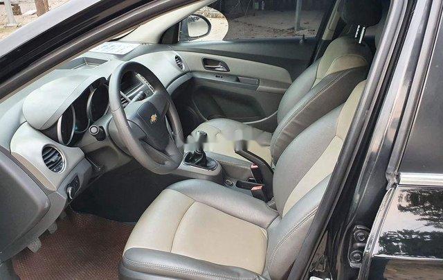 Bán Chevrolet Cruze đời 2010, màu xám số sàn 7