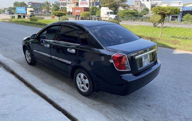 Cần bán gấp Daewoo Lacetti sản xuất 2007, màu đen như mới3
