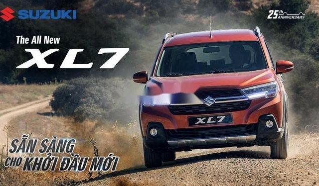 Bán xe Suzuki XL 7 sản xuất năm 2020, màu đỏ, nhập khẩu0