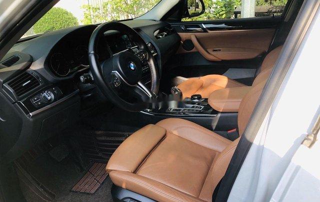 Cần bán xe BMW X4 năm 2018, màu trắng, nhập khẩu nguyên chiếc5