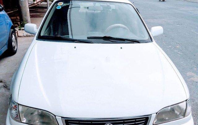 Bán Toyota Corolla đời 1998, màu trắng, nhập khẩu chính chủ, 120tr0