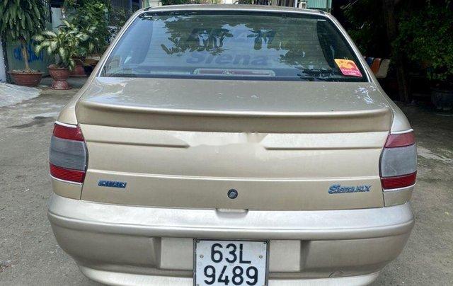 Bán Fiat Siena năm 2001, màu vàng, số sàn4