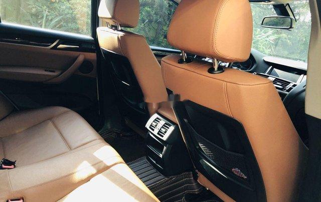 Cần bán xe BMW X4 năm 2018, màu trắng, nhập khẩu nguyên chiếc6