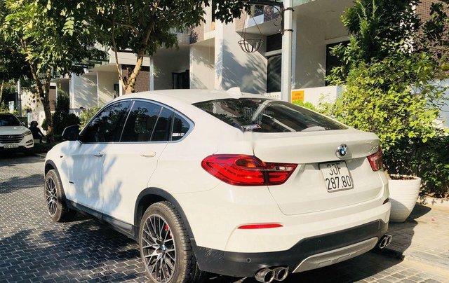 Cần bán xe BMW X4 năm 2018, màu trắng, nhập khẩu nguyên chiếc3