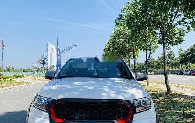 Bán Ford Ranger đời 2017, màu trắng xe gia đình, giá chỉ 600 triệu1